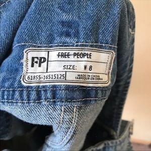 Free People Jeans - Free people denim jumper